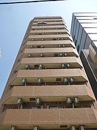 東京都港区新橋6丁目の賃貸マンションの外観