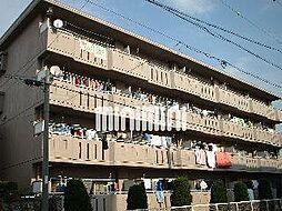 笠東ハイツ[4階]の外観