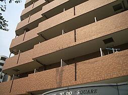 ウィズダムスクウェア[2階]の外観