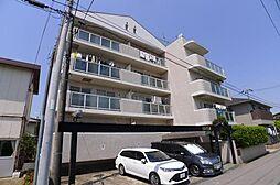 千葉県我孫子市天王台6丁目の賃貸マンションの外観