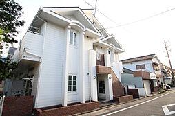 愛知県名古屋市南区呼続1丁目の賃貸アパートの外観