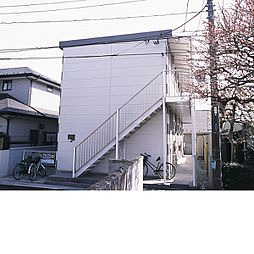 埼玉県さいたま市中央区大戸2丁目の賃貸アパートの外観