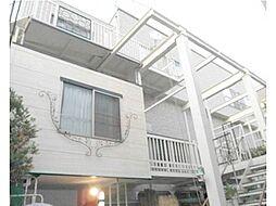 コーポ第三池澤[2階]の外観