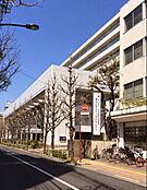 総合病院東京山手メディカルセンターまで511m