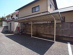 ハイツ タカヤシキ A[1階]の外観