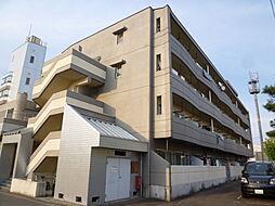 宮城県仙台市太白区中田5丁目の賃貸マンションの外観