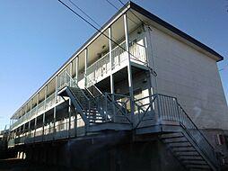 サンローゼ北野D[3階]の外観