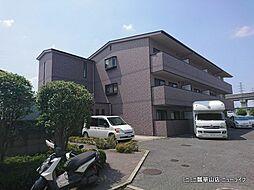 大阪府東大阪市弥生町の賃貸マンションの外観