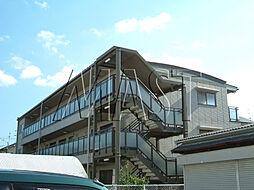 グリーンパーク[3階]の外観