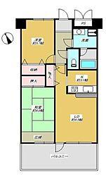 本郷MKビル[7階]の間取り