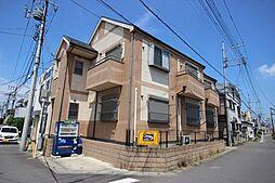 三愛コーポ袋山 101[1階]の外観