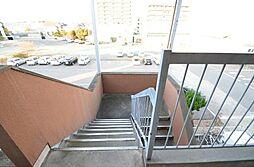 ドミール服部 A棟[2階]の外観