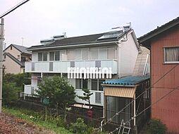 大仁ハイツB[2階]の外観