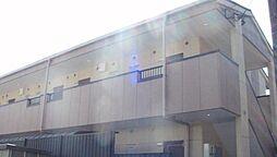 レジデンス240[1階]の外観