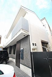[テラスハウス] 東京都杉並区成田東4丁目 の賃貸【/】の外観