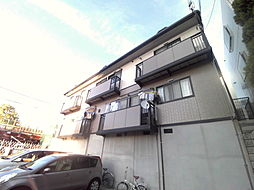 兵庫県神戸市東灘区深江本町1丁目の賃貸アパートの外観