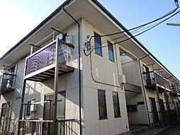 東京都江戸川区東葛西1丁目の賃貸マンションの外観