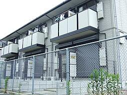 プリシェール華住[2階]の外観