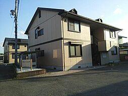 長野県松本市笹部3丁目の賃貸アパートの外観