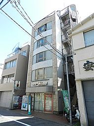 東京都品川区小山2丁目の賃貸マンションの外観