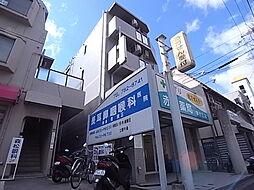 兵庫県神戸市垂水区学が丘4丁目の賃貸マンションの外観