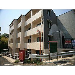 奈良県香芝市田尻の賃貸マンションの外観