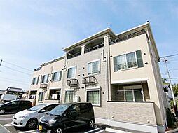 愛知県春日井市松河戸町の賃貸アパートの外観