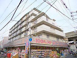 八尾本町大発マンション[4階]の外観