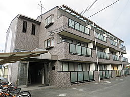 奈良県天理市前栽町の賃貸マンションの外観