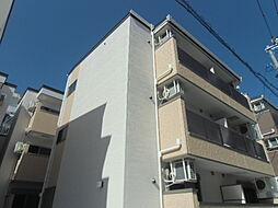 大阪府大阪市西成区南津守6丁目の賃貸マンションの外観