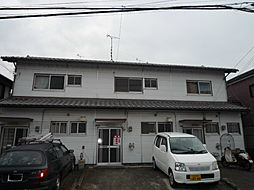[テラスハウス] 滋賀県草津市上笠4丁目 の賃貸【/】の外観