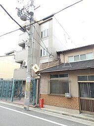 京都府京都市東山区本町18丁目の賃貸マンションの外観