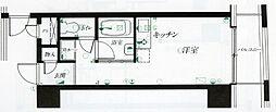仙台リエゾン[G802号室]の間取り
