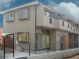 千葉県船橋市薬円台の賃貸アパートの外観