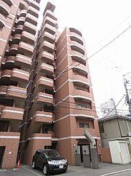 北海道札幌市中央区南一条西11丁目の賃貸マンションの外観