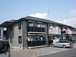 千葉県市原市五井西3丁目の賃貸アパートの外観