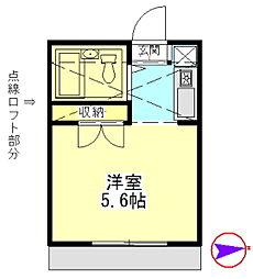 二宮駅 2.8万円