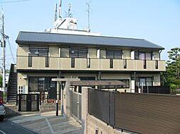大阪府枚方市村野本町の賃貸アパートの外観