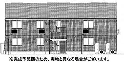 仮)D-room古賀市中央[1階]の外観