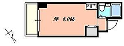 アドラシオン橋本(居住用)[8階]の間取り