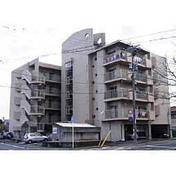 福岡県久留米市長門石町2丁目の賃貸マンションの外観