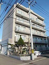北海道札幌市東区北十七条東13丁目の賃貸マンションの外観