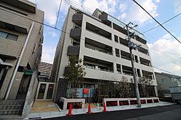 兵庫県西宮市川東町の賃貸マンションの外観