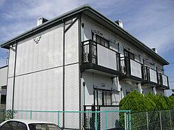 ピュアハウス[2階]の外観