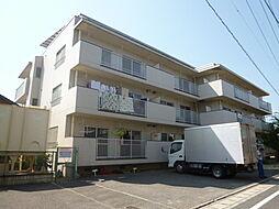 岡山県倉敷市浜町1丁目の賃貸マンションの外観