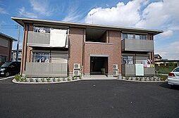 サンハイツアーデルA (ペット可)[1階]の外観