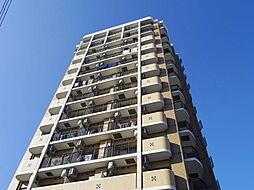 大阪府大阪市西淀川区野里2丁目の賃貸マンションの外観