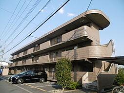 東京都八王子市諏訪町の賃貸マンションの外観