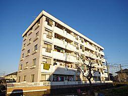 栃木県宇都宮市簗瀬2丁目の賃貸マンションの外観