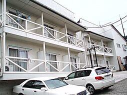 神奈川県横浜市神奈川区菅田町の賃貸アパートの外観